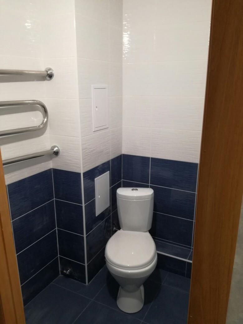Ванная комната №1